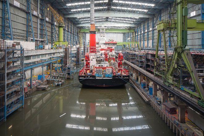 Meyer Werft, Papenburg, Germany
