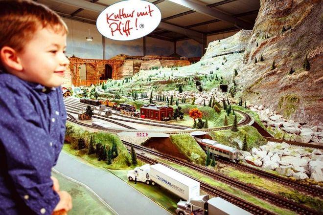 Modellbahn-Wiehe, Wiehe, Germany