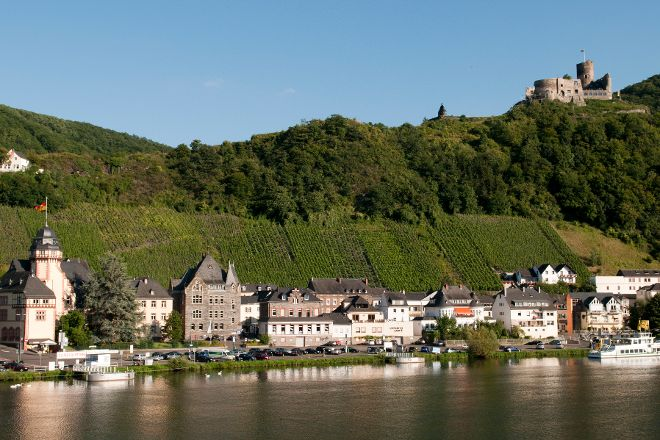 Mosel Valley, Bernkastel-Kues, Germany