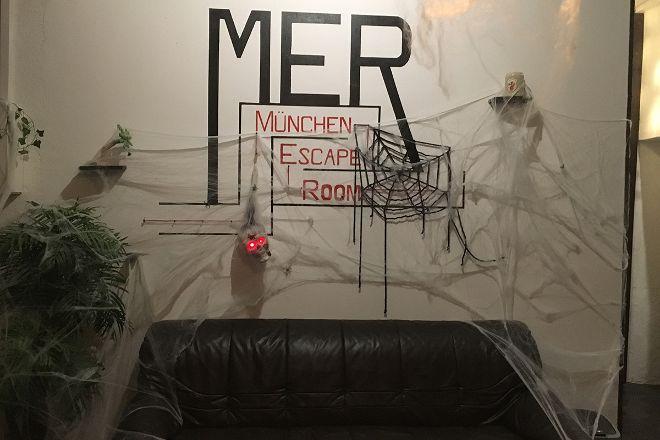Munchen Escape Room - Challenge, Munich, Germany