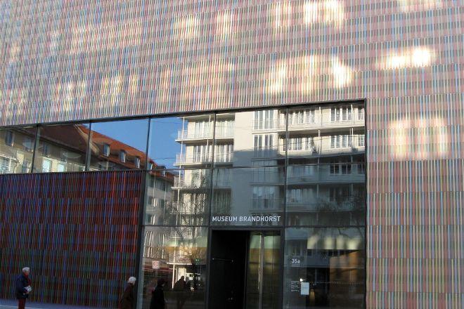 Museum Brandhorst, Munich, Germany