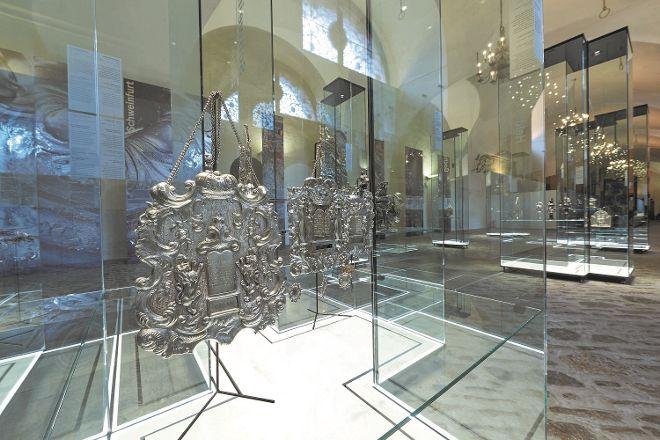 Museum fur Franken, Wurzburg, Germany