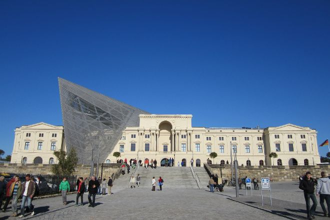 Museum of Military History, Dresden, Germany