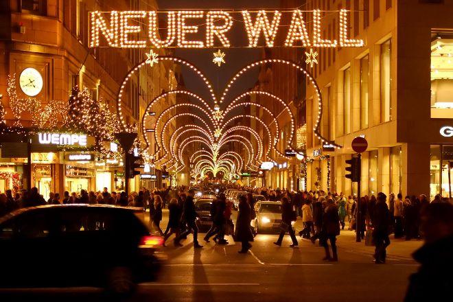 Neuer Wall, Hamburg, Germany