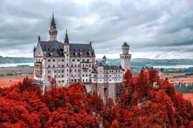Neuschwanstein Castle Tours by Taxi Chris Edwards, Garmisch-Partenkirchen, Germany