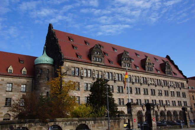 Nuremberg Palace of Justice, Nuremberg, Germany