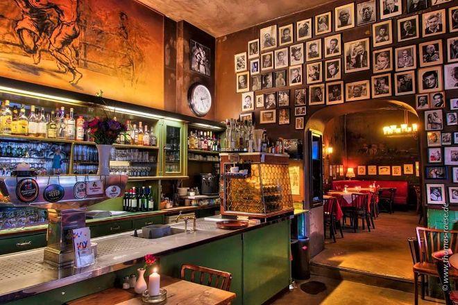 NY Bar & Restaurant, Berlin, Germany