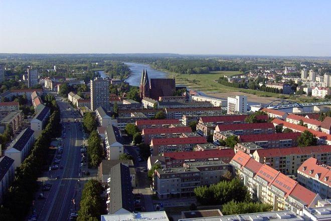 Oderturm, Frankfurt (Oder), Germany