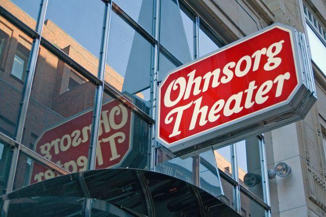 Ohnsorg Theater, Hamburg, Germany