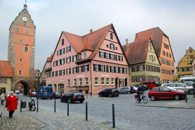 Old Town, Dinkelsbuhl, Germany