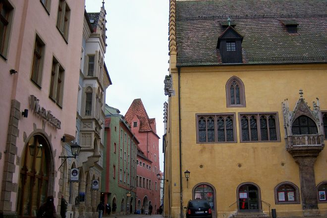 Old Town, Regensburg, Germany