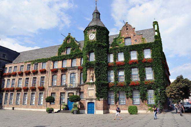 Old Town Hall, Dusseldorf, Germany