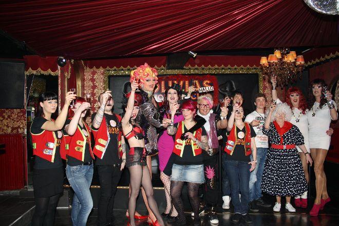Olivias Show Club, Hamburg, Germany