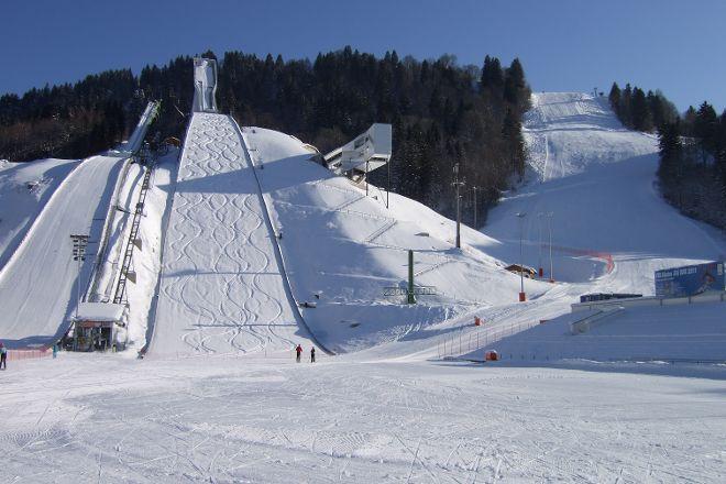 Olympiastadion, Garmisch-Partenkirchen, Germany