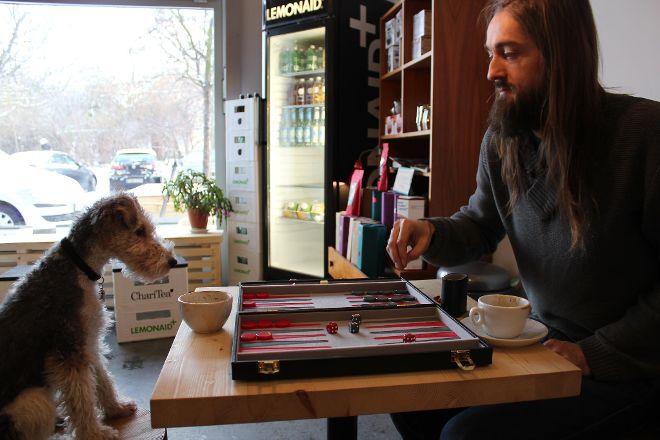 Oslo Kaffebar, Berlin, Germany