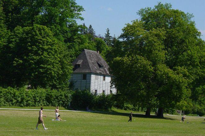 Park an der Ilm, Weimar, Germany