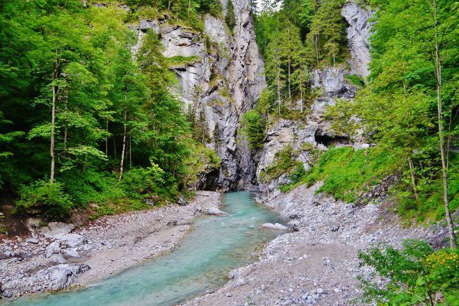 Partnachklamm, Garmisch-Partenkirchen, Germany