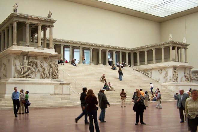 Pergamonmuseum, Berlin, Germany