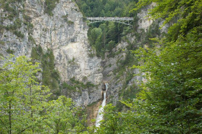 Poellat Gorge, Hohenschwangau, Germany