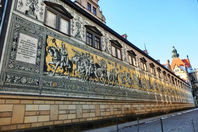 Procession of Princes, Dresden, Germany
