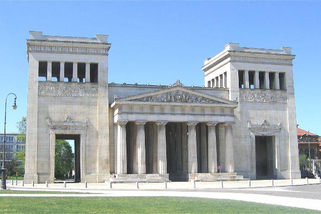 Propylaea, Munich, Germany