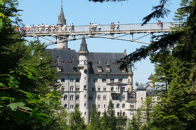Queen Mary's Bridge (Marienbrucke), Bavaria, Germany