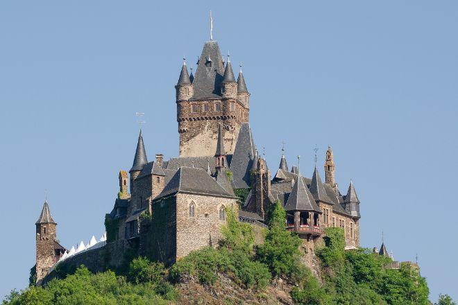Reichsburg Cochem, Cochem, Germany