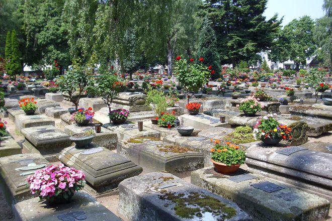 Rochusfriedhof, Nuremberg, Germany