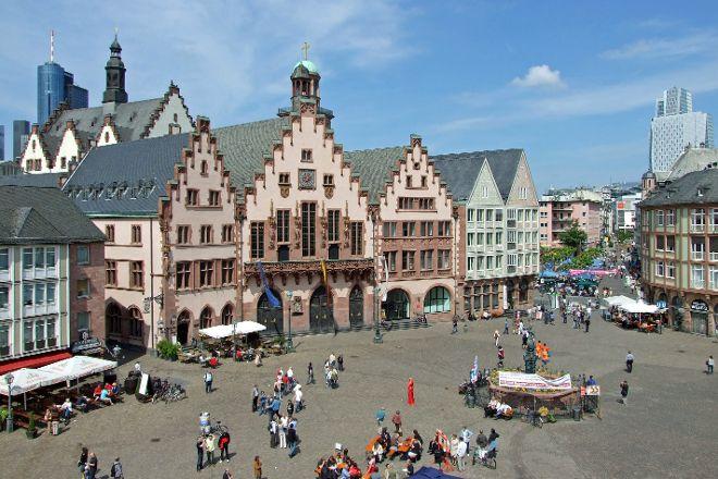 Roemerberg, Frankfurt, Germany
