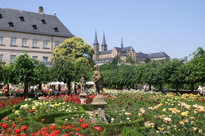 Rosengarten, Bamberg, Germany