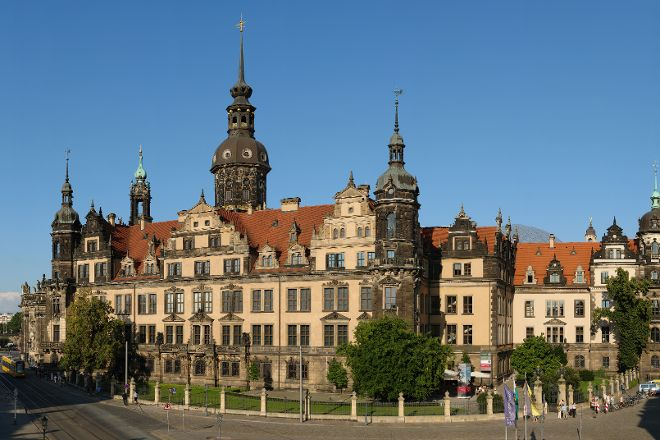 Royal Palace (Residenzschloss), Dresden, Germany