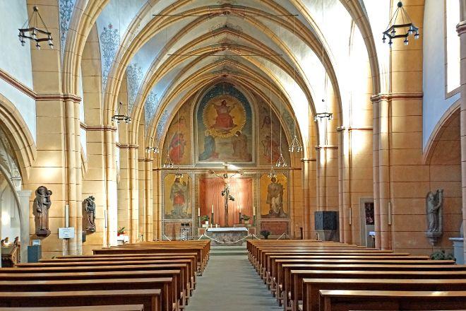 Saint Gangolf's Church, Trier, Germany