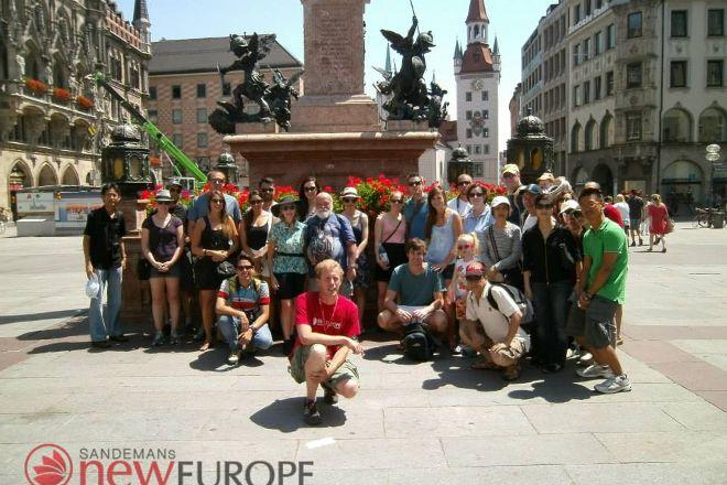 SANDEMANs New Munich, Free Walking Tour, Munich, Germany