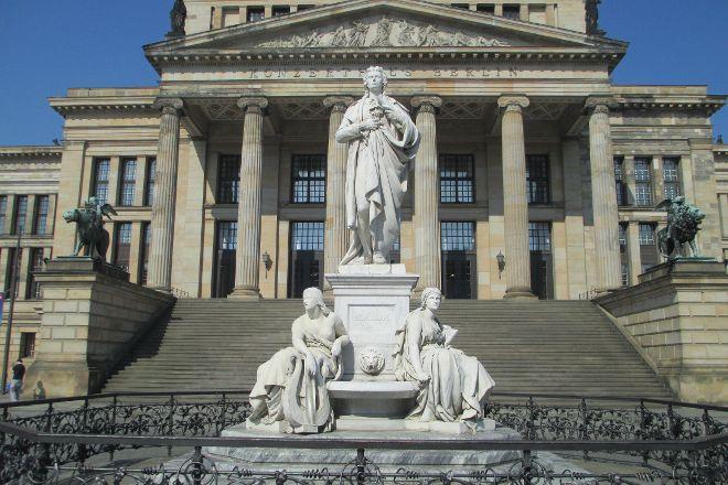 Schiller Monument, Berlin, Germany