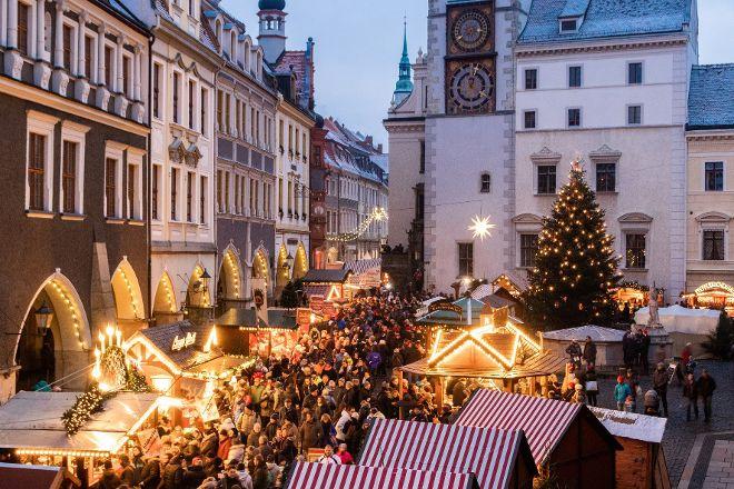 Schlesischer Christkindelmarkt, Gorlitz, Germany