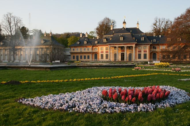 Schloss & Park Pillnitz, Dresden, Germany