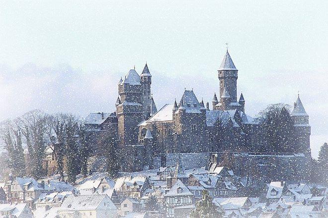 Schloss Braunfels, Braunfels, Germany
