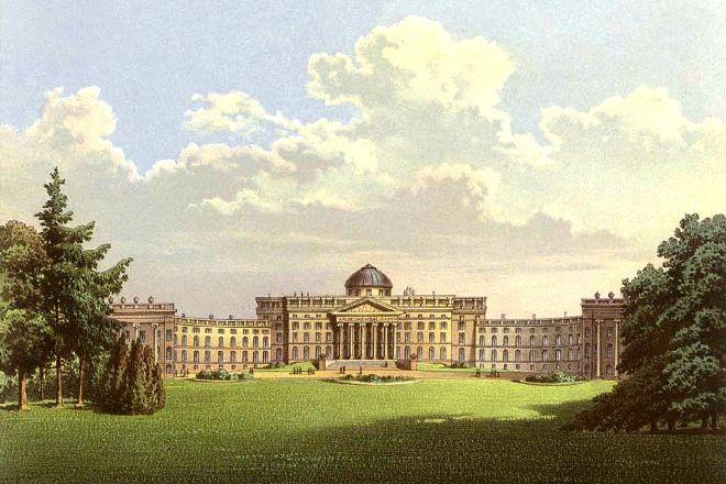 Schloss Wilhelmshohe, Kassel, Germany