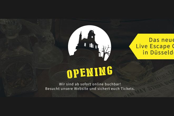 Schlusselmoment - Das Escape Game, Dusseldorf, Germany