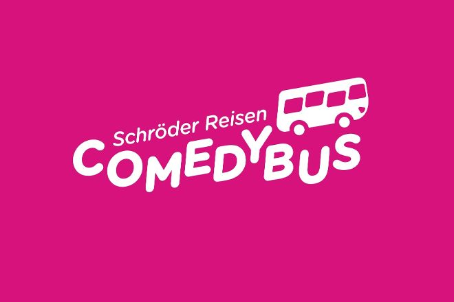 Schroder Reisen Comedy Bus, Berlin, Germany