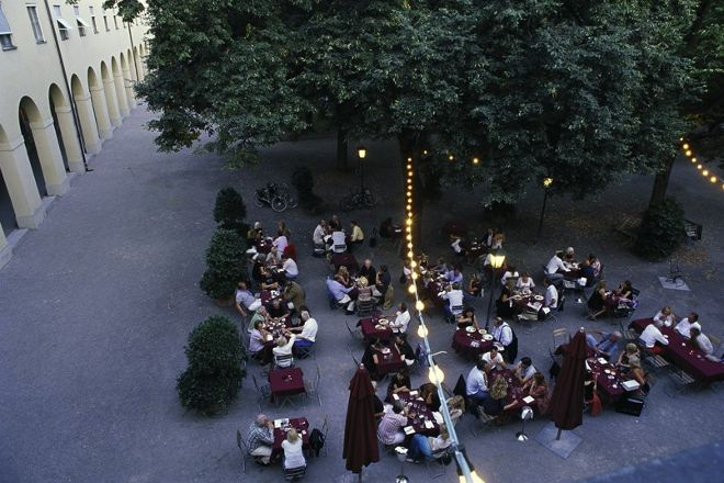 Schumanns Bar, Munich, Germany