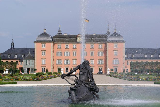 Schwetzingen Palace, Schwetzingen, Germany