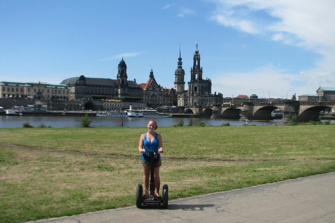 Segway Tour Dresden, Dresden, Germany