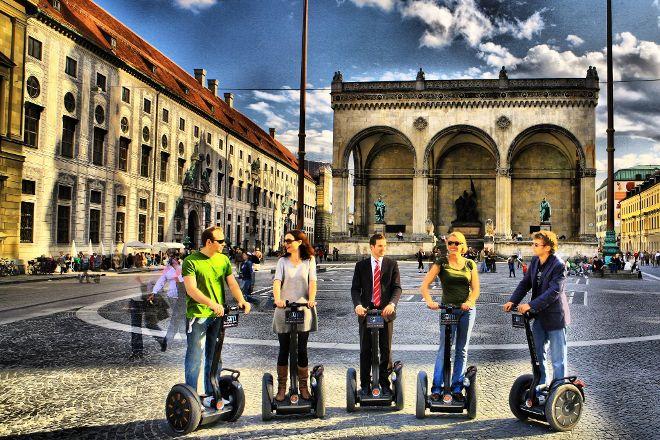Segway Tour Munich, Munich, Germany