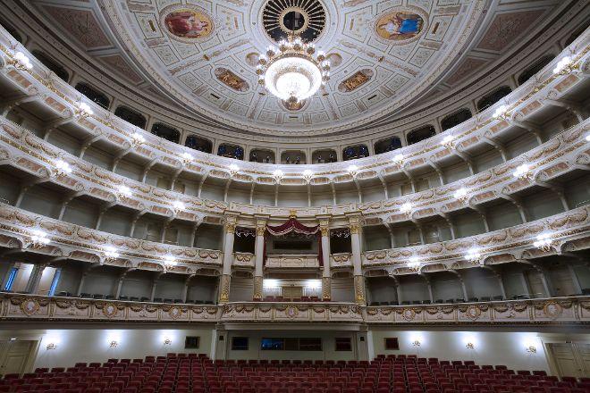 Semper Opera House (Semperoper), Dresden, Germany