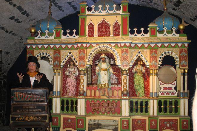 Siegfried's Mechanisches Musikkabinett, Ruedesheim am Rhein, Germany