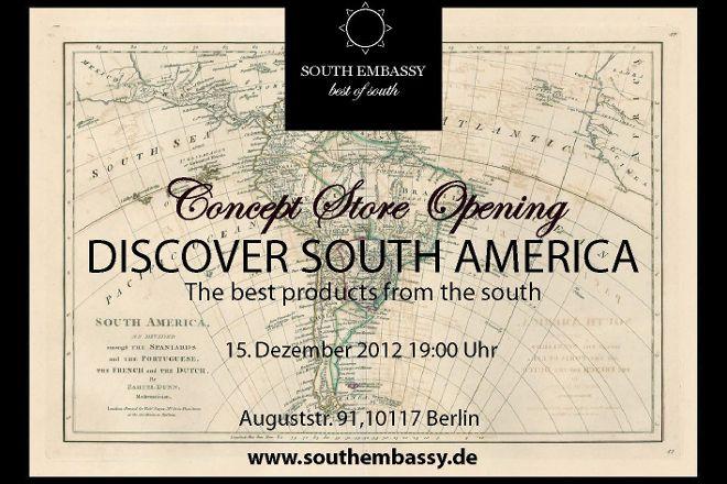 South Embassy, Berlin, Germany