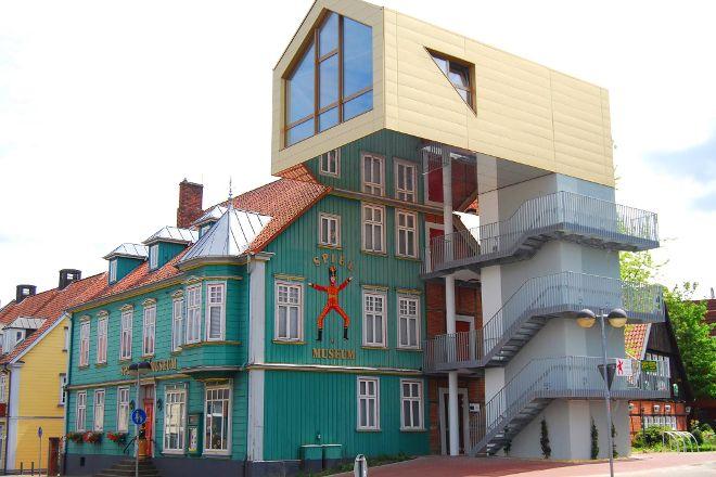 Spielmuseum, Soltau, Germany