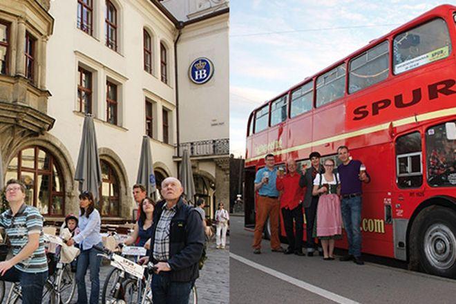 Spurwechsel Stadtfuhrungen und Veranstaltungen, Munich, Germany