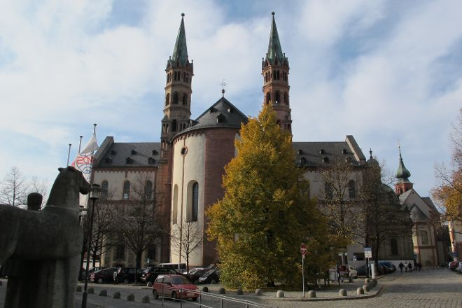 St. Kilian Cathedral, Wurzburg, Germany